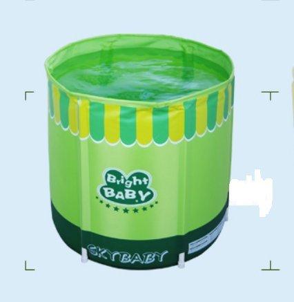 Baby Schwimmbad/Legierung Gerüst Kinderbecken/Baby schwimmen Fässer feuchtigkeitsspendende/Home Schwimmbad für Kinder-B