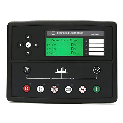 (DSE7420 MKII - DEEP SEA Electronics - Auto Mains (Utility) Failure Control Module DSE 7420-03 MKII - Original - 1 Year Warranty!)