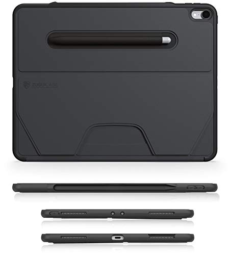 The-Muse-Case-2018-iPad-Pro-129-inch-3rd-Gen-New-Model-Very-Protective-But-Thin-Convenient-Magnetic-Stand-SleepWake-Cover-by-ZUGU-CASE-Black