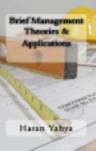 Brief Management Theories & Applications (Mental Voyage Series Book 3)