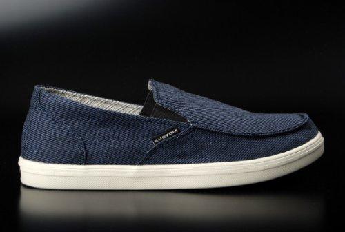 KUSTOM Schuhe Firenze Gold Sneaker US7 EpPc7F1x