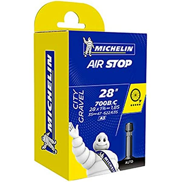 """2 Air Chamber michelin 700x35//47 valve Queen for Bike 28/"""" Single Speed"""