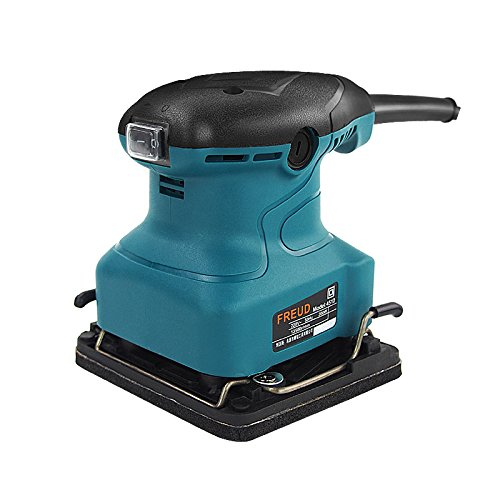 Wood Sander , TOPCHANCES 220V Electric Mouse Detail Sander Wood Sanding Machine Polisher for Wood Metal Plastic Paint Surface Wall