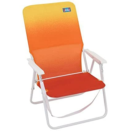 Wondrous Rio Brands Sc515 Ts Aloha 1 Position Folding Chair Beatyapartments Chair Design Images Beatyapartmentscom