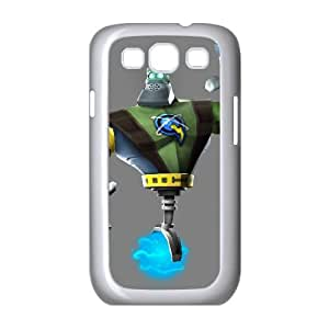 ratchet & clank up your arsenal Samsung Galaxy S3 9300 Cell Phone Case White xlb2-252951