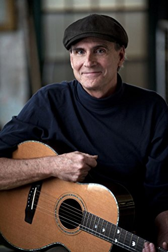 14x21 inch James Taylor Silk Poster 4GS6-28E