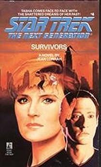 Survivors (Star Trek: The Next Generation Book 4) by [Lorrah, Jean]