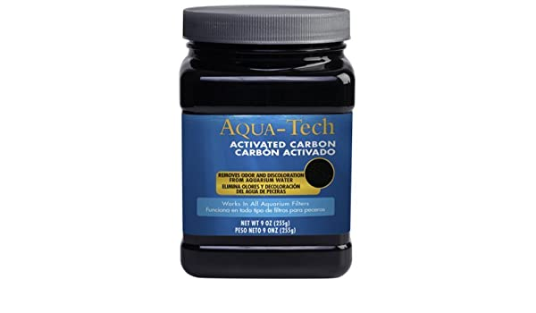 Amazon.com : AquaTech Activated Carbon Fish and Aquatic Pet Water Cleaner. : Pet Supplies