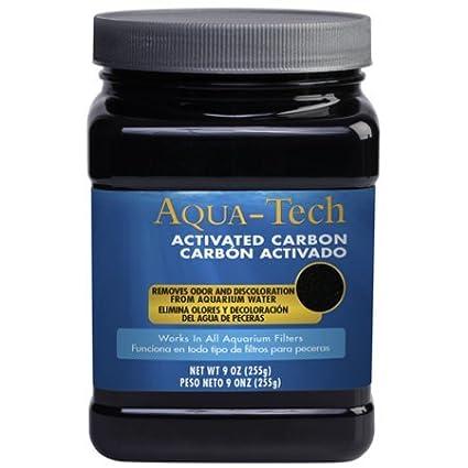 Amazon.com : AquaTech Activated Carbon Fish and Aquatic Pet Water ...