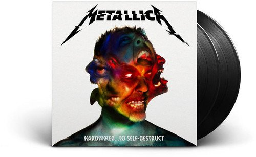 Hardwired...To Self-Destruct (Best Metal Albums To Own On Vinyl)