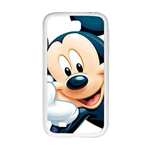 SANYISAN Happy Disney's Magical Quest mickey juegos Cell Phone Case for Samsung Galaxy S4
