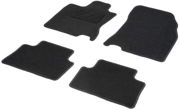 Moquette noir 600g//m/² Sur Mesure Gamme One 4 Pi/èces Tapis de sol pour Voiture DBS 1765730 Tapis Auto