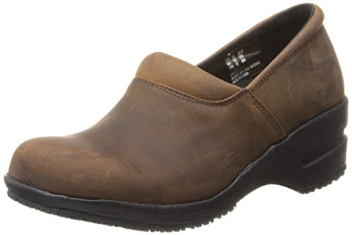 Cherokee Brown Leather - Cherokee Women's Patricia-W, Brown Oil Leather, 6 M US