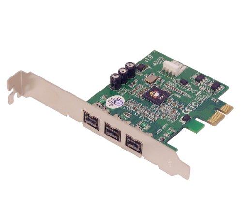 DP Firewire 800 PCIe (NN-FW0012-S1) (Pci Firewire Card Windows 7 64 Bit)