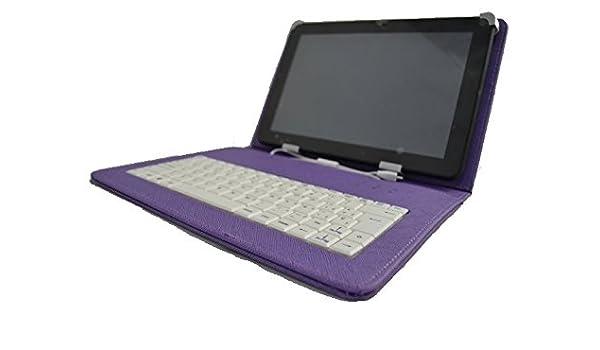 Funda con teclado para Tablet Lazer Alcampo 10.1