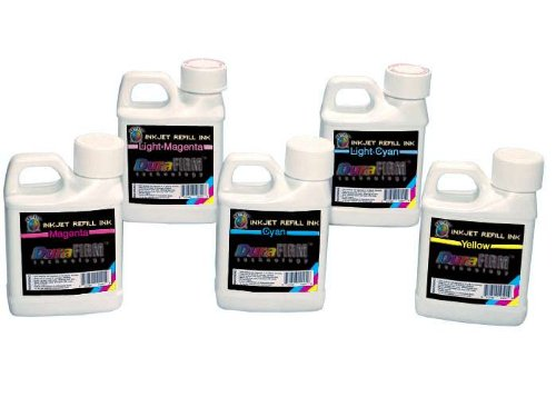 Universal TM Brand: 1 Liter Canon BCI-6 / CLI-8 / CLI-221 / 521 bulk ink (Yellow Color)