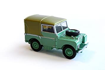 Britains Series 1 light green Land rover Boxed 1:32 NEW