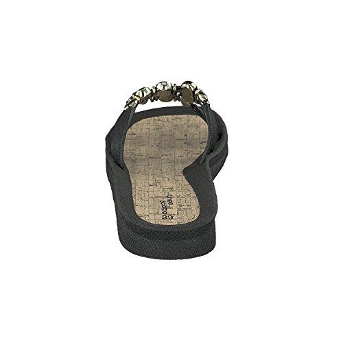Scarpa Linea Santos Schwarz Damen Badeschuh Pantolette R778qw