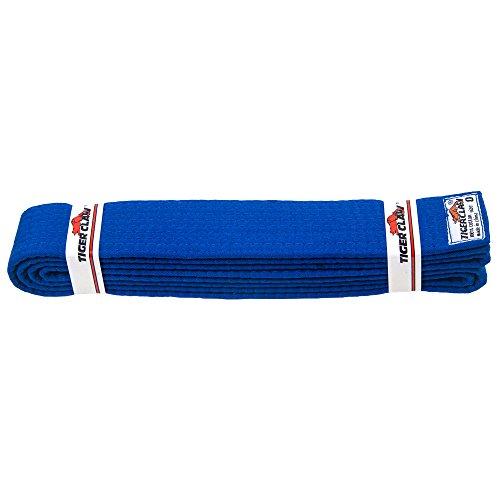 Tiger Claw Uniform Belt - Blue #4