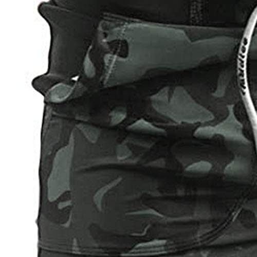 Huaa Men's Breathable Swim Trunks Quick Dry Casual Swim Shorts Camouflage Pants by Huaa (Image #1)