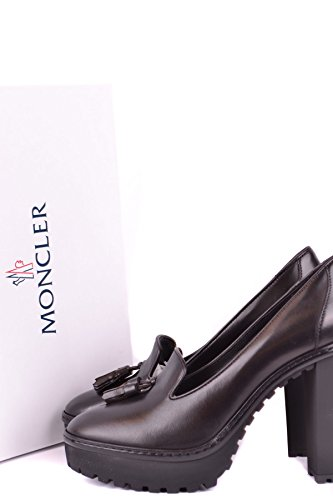 Moncler , Damen Pumps Braun dunkelbraun 34 Dunkelbraun