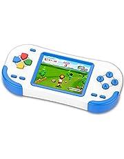 """ZHISHAN Consola de Juegos Portátil para Niños con Construido en 220 Classic Video Juegos Sistema 3.0"""" LCD Cumpleaños"""