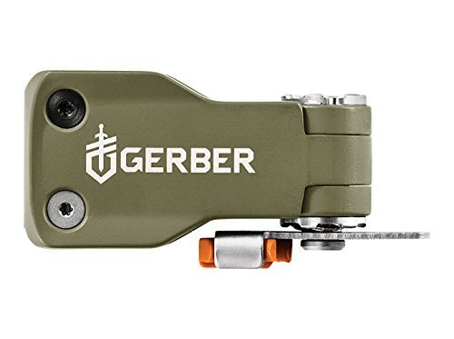 Gerber Freehander Freshwater Fly Tying Fishing Line Nipper & Line Vise Management Tool [31-003279] - Optimized for Monocarbon & Fluorocarbon Line by Gerber