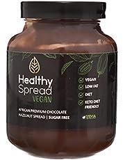 Healthy Spread Vegan African Premium Chocolate Sugar Free - 375g