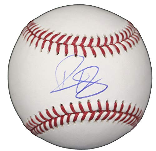 - Daniel Vogelbach Seattle Mariners Signed Autographed Rawlings Official Major League Baseball