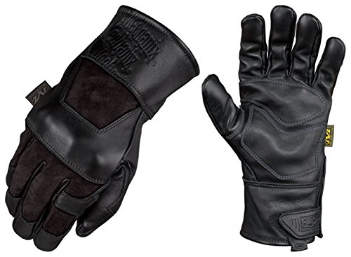 Mechanix Wear - Fabricator Gloves (Small, Black)