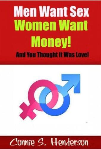 Men want sex women want love