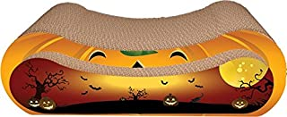 product image for Imperial Cat Squished Pumpkin Combo Scratch 'n Shape