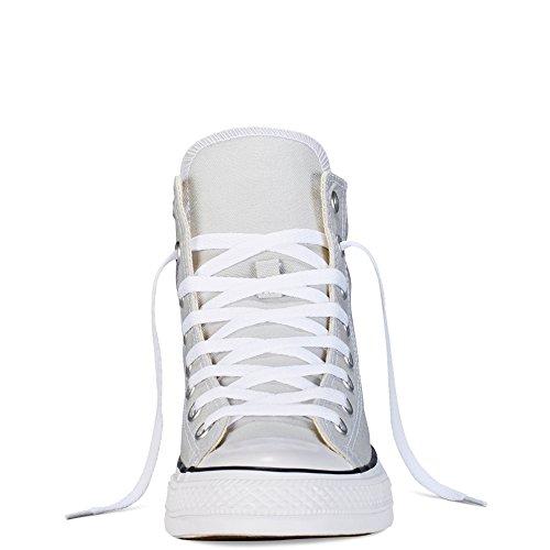 Converse Chuck Taylor All Star Sæsonmæssige Farve Hi Mus / Hvid / Sort f476a