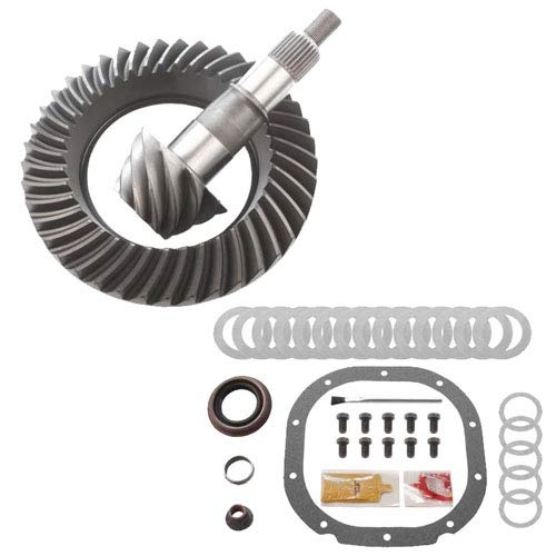 Ford 8.8 Ring Pinion Install - 3.73 RING AND PINION & INSTALL KIT - COMPATIBLE WITH FORD 8.8