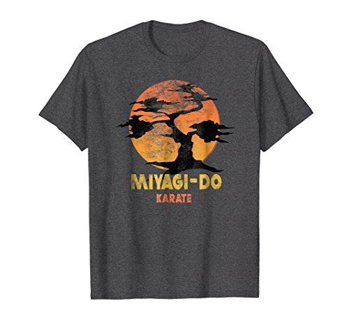 Karate Kid 80/'s Logo White Youth T-Shirt