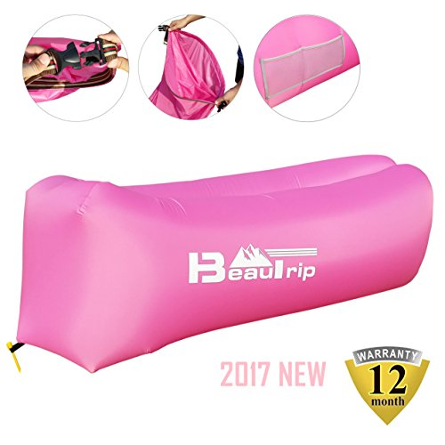 BEAUTRIP Inflatable Sleeping Backpack Securing product image