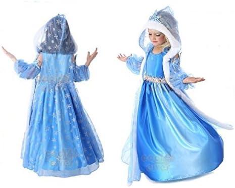 Disfraz 3 piezas Frozen 2 A 6 Años 2/3 años (100 cm), 3/4 años o ...