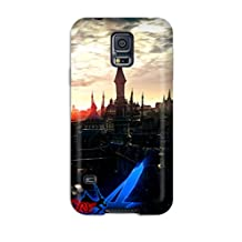 Hot Hot Is World Trigger Good Tpu Case Cover Compatible With Galaxy S5