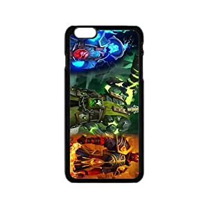 Happy EARTH SPIRIT Fashion Comstom Plastic case cover For Iphone 6