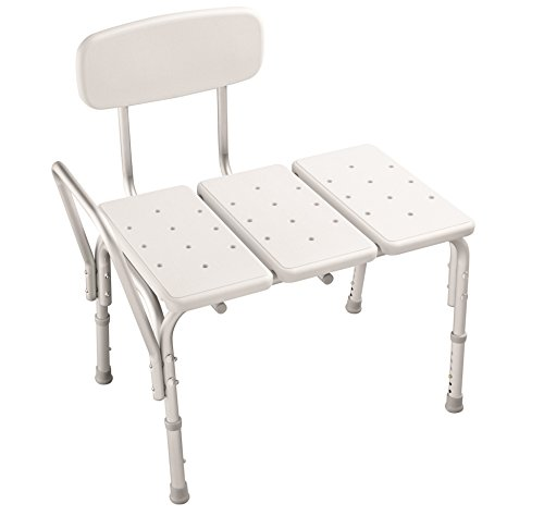 Transfer Bench Case (Delta DF565 Bathroom Safety Adjustable Bath Safety Transfer Bench, White)