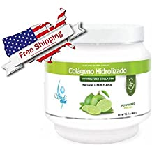 Colageno Limon Shelo Nabel Polvo/ Collagen Lemon Powder 450 gr.
