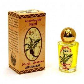 Nard Nardo Anointing Oil Bottle 30ml Authentic Fragrance From Jerusalem by Bethlehem Gifts TM - Authentic Fragrances