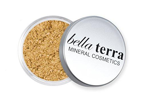 Bella Terra Cosmetics - Mineral Foundation - ALL COLORS & SHADES - 2 gram (HONEY) ()