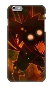GdmXzo-2032-dHXGL Tough Iphone 6 Plus Case Cover/ Case For Iphone 6 Plus(Anime Naruto Kurama Nine Tails) / New Year's Day's Gift