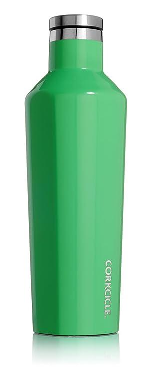 Corkcicle Botella isotérmica, Acero Inoxidable, Gloss Caribbean ...