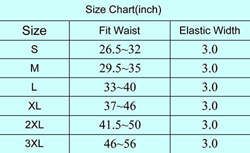 Fashion Wide Belt Braided Leatherette Women Cinch Belt (Brown, M) by PAUL JONES (Image #5)