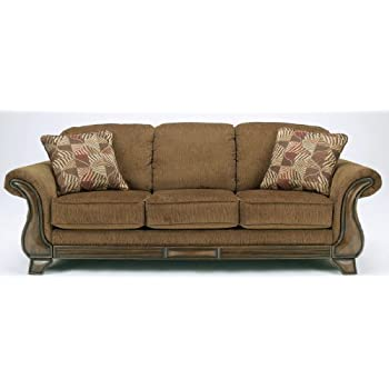 Amazoncom Ashley Furniture Signature Design Larkinhurst Sofa - Love seat and sofa