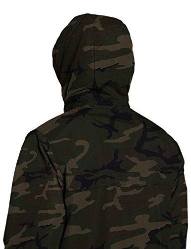 Camo Jacket Combat Carhartt Pullover 00 Vert Nimbus Green 836 camo tqAEI