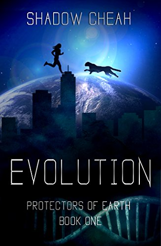Shadow Protector (Evolution (The Protectors of Earth Chronicles Book)