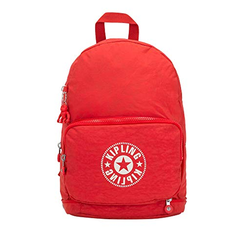 Kipling Classic Niman Foldable Backpack Active Red Nc